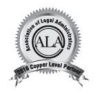 2016 ALA Copper Level Member