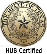 State of Texas - HUB Certified